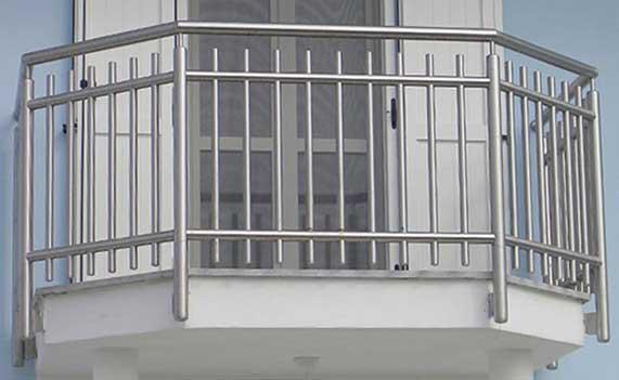 Βalcony railings